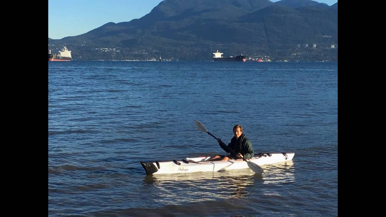 DIY Folding Sit-On-Top Kayak V4 by Frank McFires