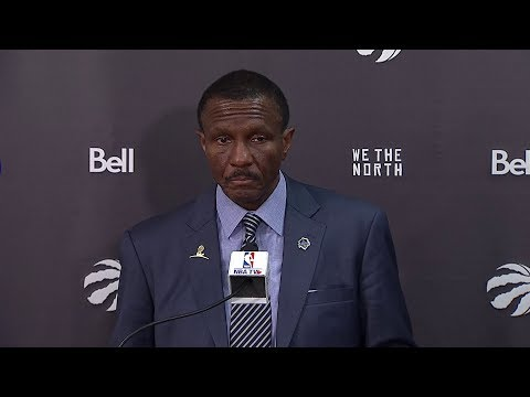 Raptors Post-Game: Dwane Casey - November 19, 2017