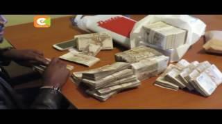 Maafisa wa EACC wanasa milioni 6 nyumbani kwa afisa wa kaunti ya Nandi