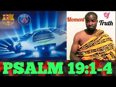 Secrets In UEFA Champions League EXPOSED Part 1  Evangelist Addai