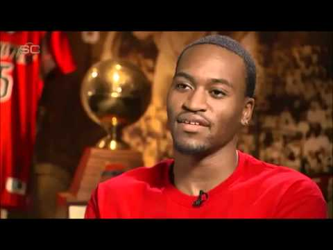 Kevin Ware First Interview After Breaking His Fucking Leg!