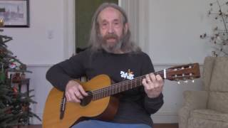 "Martin Nylon String 00-16C Review  and Original Song ""Far From Rainbow Row"""
