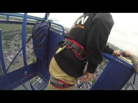 Braehead xscape bungee jump