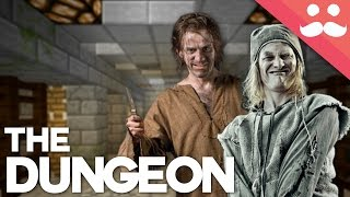 How to Build a DUNGEON in Minecraft!