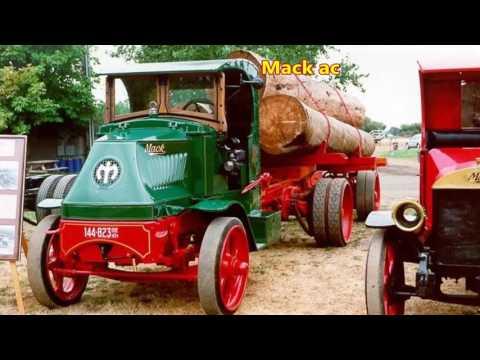 El camión  mack,  y parte de su historia. Multilingual subtitled