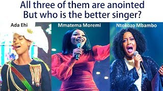 2020 Top Praise Worship Singers - Ada, Ntokozo and Mmatema