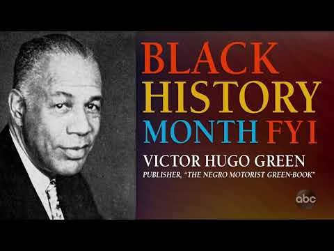 Black History Month FYI: Victor Hugo Green | The View