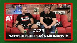 Podcast Inkubator #478 - Marko, Satoshi Ishii i Saša Milinković