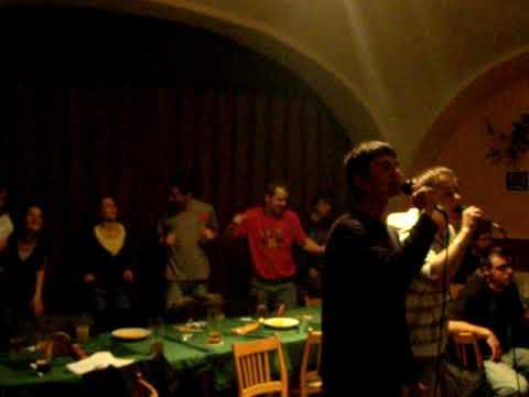 karaoke Žéni a Davida