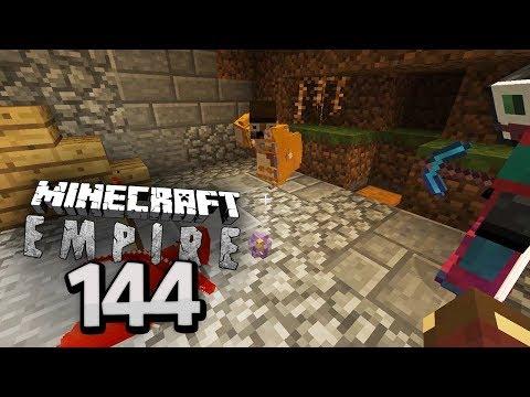 Wiedersehen mit EARLI und DRACHI! | Minecraft EMPIRE [144]| Clym