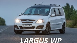 видео Новая Lada Largus VIP