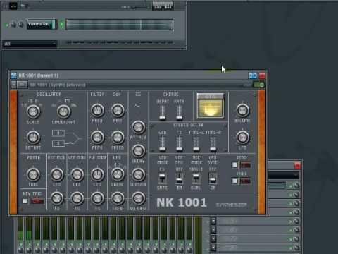 LRAD (Long Range Acoustic Device) in FL Studio