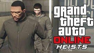 Heists GTA Online - THE WEAK LINK!  | GTA 5 Heists Funny Moments