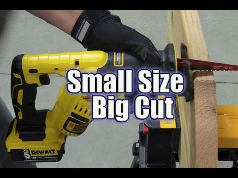 Dewalt 20v xr compact reciprocating saw review dcs367 youtube dewalt 20v xr compact reciprocating saw review dcs367 greentooth