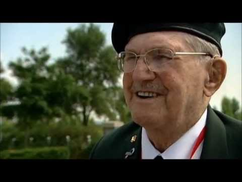 Dieppe Raid Survivor Jack McFarland of the Royal Hamilton Light Infantry (8/18/2012)