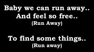 Staz ft. Haz - Runaway - (Lyrics Video)
