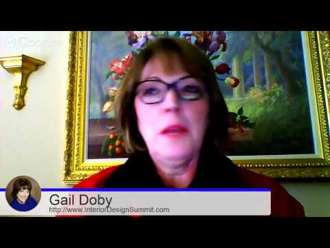Gail Doby talks about Transforming your Interior Design Business to Make More Money
