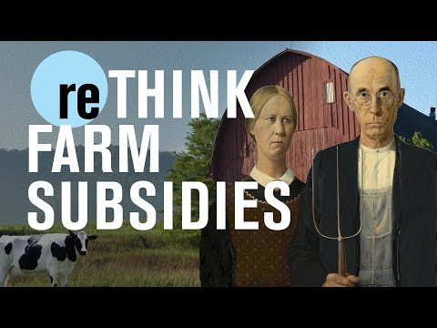 Farm subsidies are a solution in search of a problem | reTHINK TANK