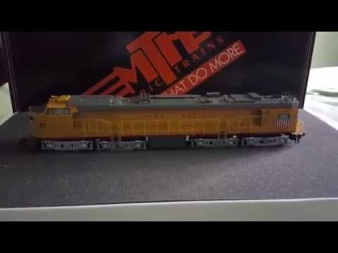 The MTH HO Scale Veranda No. 73 / ESU Loksound V4.0 Decoder Upgrade Vlog No.1