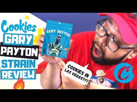 STRAIN REVIEW: GARY PAYTON BY COOKIES/TAHOE HYDROPONICS #cookiessf #berner415 #garypayton