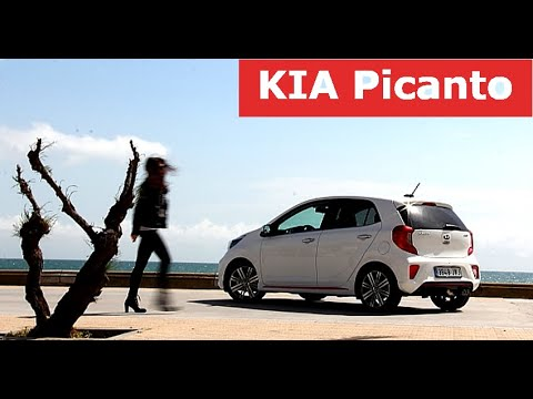 KIA Picanto 2017 1.2 84 KM GT Line