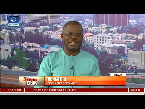 NGO Bill To Prevent Promotion Of Terrorism And Money Laundering - Rep. Pt.3 |Sunrise Daily|