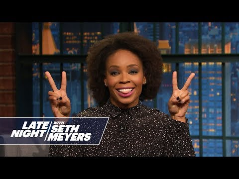 Download Youtube: Amber Ruffin Apologizes to Seth like a Sexual Harasser