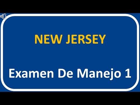 Examen De Manejo De New Jersey 1