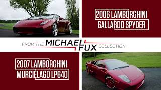 Two Lamborghinis From the Michael Fux Collection // Mecum Kissimmee 2019