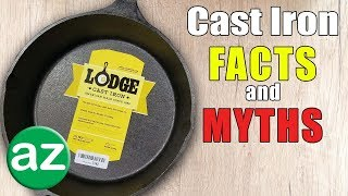 Cast Iron Skillet FACTS and MYTHS Everyone Should Know!
