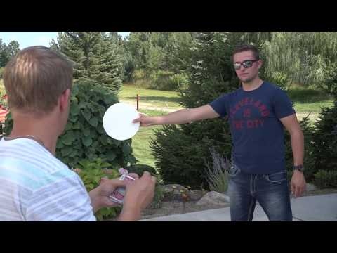 Card Throwing Tutorial 2 | Accuracy & Power | Rick Smith Jr.