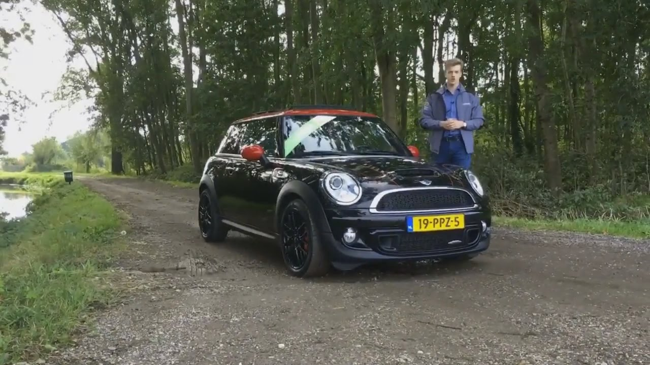 Mini 16 John Cooper Works Jcw 211 Pk Occasion Review Video Youtube