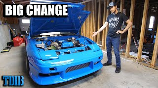 homepage tile video photo for Everything Wrong With BLUEJZ (My 2JZ Swap 240SX)
