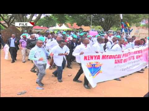Twelve striking KNH doctors sacked, 48 on notice - #HealthCrisis
