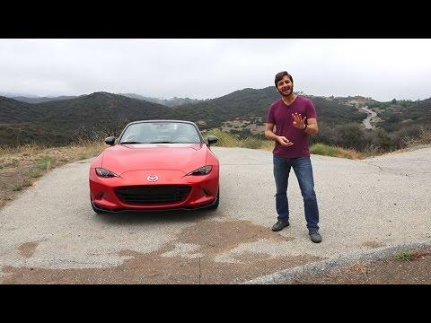 Mazda MX 5 Miata 2016 Prueba A Bordo Full