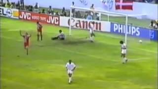 World Cup 1986 - Denmark vs Uruguay.wmv
