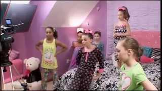 Dance Moms -  Mackenzie Films Her Music Video  (It's A Girl Party)