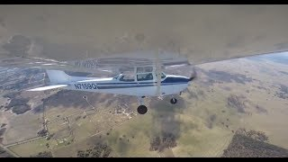 Power On Turning Stalls - MzeroA Flight Training