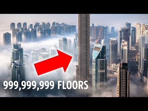 What If We Built a Billion-Floor Skyscraper