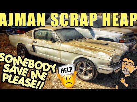 UAE Scrap Heap Cars left us in Tears!