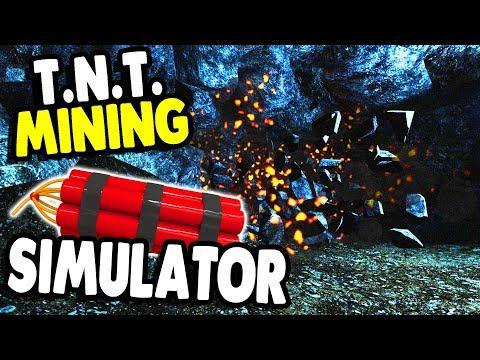 EXPLOSIVE Mining Operation SIMULATOR | Infra Gameplay