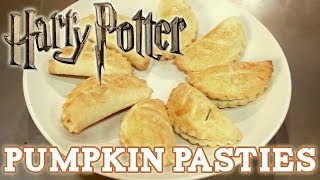 Pumpkin Pasties From Harry Potter, Feast Of Fiction S3 Ep2