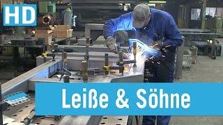 Leiße & Söhne GmbH & Co. KG | Unternehmensfilm
