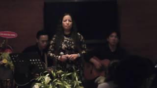 MÙA THU CHẾT - Thanh Hương - guitar Văn Đạo