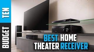 Best Home Theater Receiver 2019 – Budget Ten Av Receiver Review