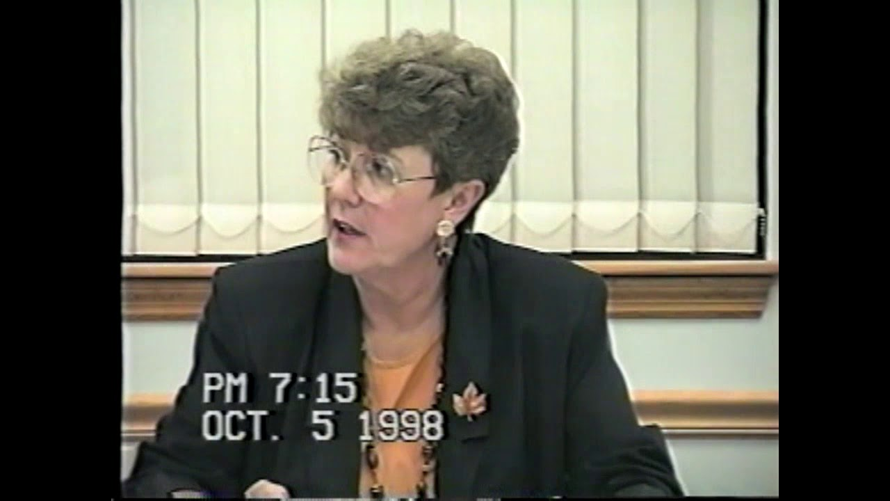 Rouses Point Village Board Meeting  10-5-98