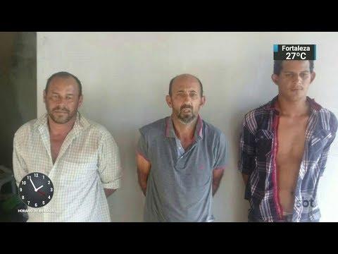 Polícia prende três homens que sequestraram empresário em Brasília   SBT Notícias (15/03/18)