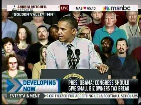 Obama Economic Plan: Go Buy A Thingamajig