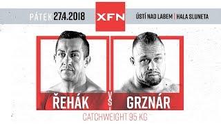 Michal Řehák vs Filip Grznár | XFN 10 Ústí nad Labem