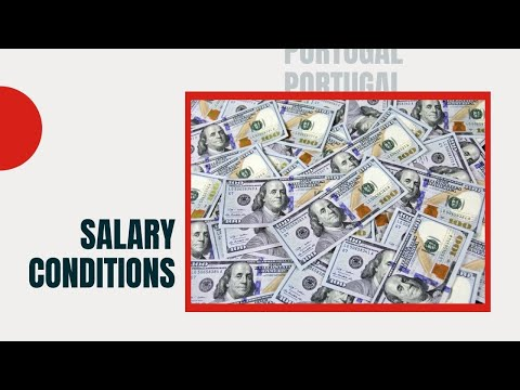 Salary conditions in portugal